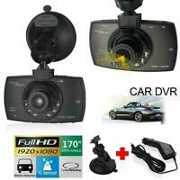 1080P Car Driving Recorder Dash Camera Video DVR Recorder G-sensor Vision P8K5