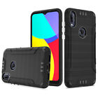For Alcatel Lumos (DALN5023) Axel (5002R) Shockproof Hybrid Phone Case Cover