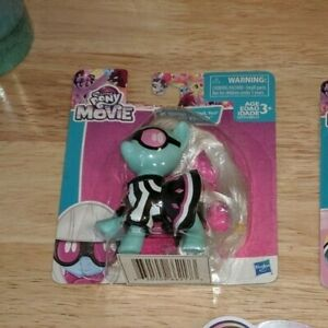"""3"""" My Little Pony The Movie All About Tout Sur Photo Finish Hasbro New free ship"""