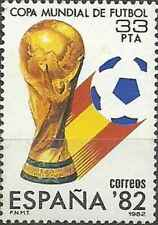 Timbre Sports Football Espagne 2273 ** (30965)