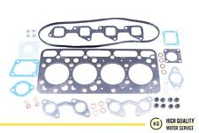 Full Gasket Set With Cylinder Head Gasket Kubota, Bobcat 743, 15766-03310, V1702