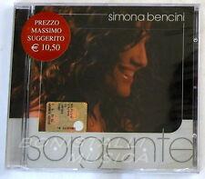 SIMONA BENCINI - SORGENTE - CD Sigillato