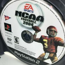 NCAA Football 2004, Playstation 2 Game EA Sports #1 Selling Rating E