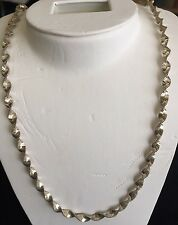 """Sterling Silver 925 Italy necklace 20"""""""