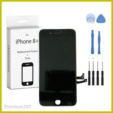 For iPhone 8 PLUS Black Original OEM IC Screen Replacement LCD Digitizer