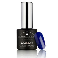 Cosmetics Zone Lakier hybrydowy 7ml – Navy Blue 187 Hybrid Nail Polish