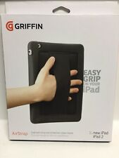 GRIFFIN Air Strap Case With Strap and Protective Rubber Frame For Ipad 2 and 3