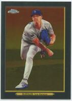 2020 Topps Series 1 Turkey Red Chrome Walker Buehler #TRC-44 Los Angeles Dodgers