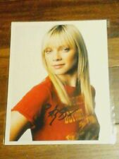 ACTRESS AMY SMART AUTHENTIC SIGNED AUTOGRAPHED 8.5x11 PHOTO WITH COA RARE L@@K!!