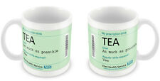 Prescription Tea Mug - Funny Gift Idea Secret santa office hospital #141