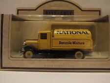 LLEDO DG42 000 1934 MACK TANKER - NATIONAL BENZOLE MIXTURE