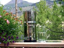 Big Berkey Water Purifier System w/2 Black Filters Authorized Dealer & Warranty!