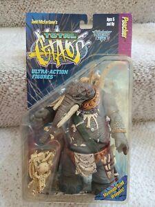 McFarlane Toys Total Chaos Poacher 1997 Ultra Action Figure! New
