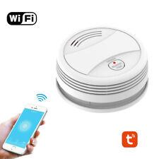 TUYA APP Wireless WiFi Smoke Detector Home Alarm Security for Andriod IOS