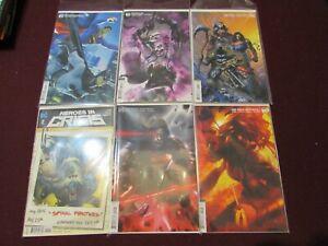 DC Comic Lot of 24 NM+ 9.4 1st Print!!!! **Batman, Superman, WW, & More ***