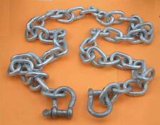 Marine Grade Galvanized Anchor Chain 1/4 x 4 ft 23014