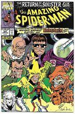 Amazing Spiderman '90 337 VF I4