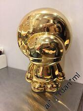 "A BATHING APE Baby Milo x CHOCOOLATE Golden Milo 8"" Coin Bank"