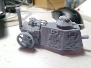 Empire steam tank Warhammer