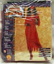 FANCY DRESS DEVIL WOMAN COSTUME RUBIES BNIP HEROES VILLANS THEME PARTY IDEA