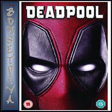 DEADPOOL - Ryan Reynolds   *BRAND NEW DVD***