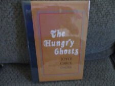 Joyce Carol Oates -The Hungry Ghosts(1974) Black Sparrow Press Signed Limited ed