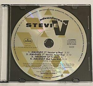 Adventures Of Stevie V, Single, Promo, CD, 1990