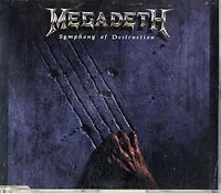 Megadeth Shymphony of destruction (1992) [Maxi-CD]
