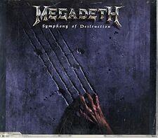 Megadeth shymphony of Destruction (1992) [Maxi-CD]