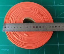 Orange Grosgrain Ribbon 20mm Wide X 5ms