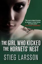 Girl Who Kicked the Hornets Nest-ExLibrary