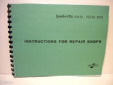 1957 Lambretta Service Manual