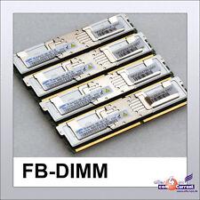 2 GB di RAM 2x 1024mb ddr2 FSC bx620 rx200 rx300 tx200 s3