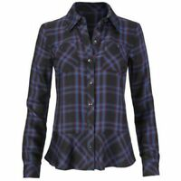 CABI CHECK SHIRT 3431