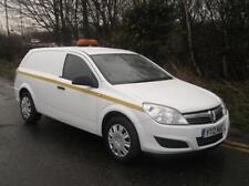 Vauxhall Astra Vans