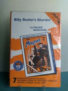 BILLY BUNTER'S BLUNDER  VOL 76 HB BOOK  THE  MAGNET LIBRARY