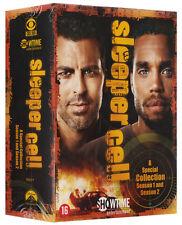 Sleeper Cell : intégrale saisons 1 et 2 - Coffret 7 DVD