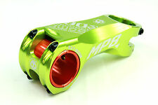 DaBomb MP8 Stem Forged Aluminum - 31.8mm / 35mm Bar Bore - Ext. 60mm - Green