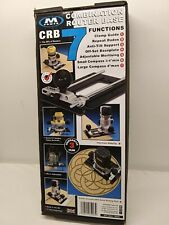 New listing M Power Crb7 Combination Router Base Mk3