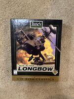 AH-64D Longbow: Limited Edition CD-ROM Classics (PC, 1997)
