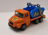 Majorette France. Camion multibenne Scania Echelle 1/ 100.