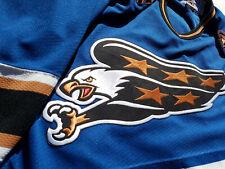 Washington Capitals jersey Mens Medium M CCM blue screaming eagle GREAT ITEM