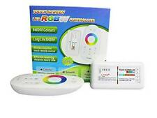 DC 12V RGBW RGB+W LED Controller 2.4GHz + RF Touch Remote Fernbedienung Stripe