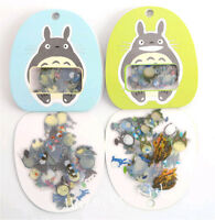 60pcs Studio Ghibli My Neighbour Totoro Stickers Scrapbook Diary Decor Gifts