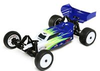 Losi Mini-B 1/16 RTR 2WD Buggy (Blue) w/2.4GHz Radio, Battery & Charger
