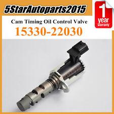 15330-22030 VVT Variable Valve Timing Solenoid fits Toyota Corolla Celica Matrix