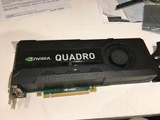 GENUINE DELL NVIDIA QUADRO K5000 4GB PCI-E GRAPHICS CARD - RCFKT 0RCFKT