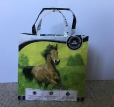 Recycled Horse Feed Sack - Use as Gift Bag, Tote or Storage.