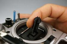 Thumb Sticks für M3 Gewinde - FrSky Taranis X9D / Q X7 / Spektrum Typ 2 Schwarz
