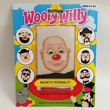 Classic Wooly Willy Magnetic Toy- Great Stocking Stuffers or for Parties